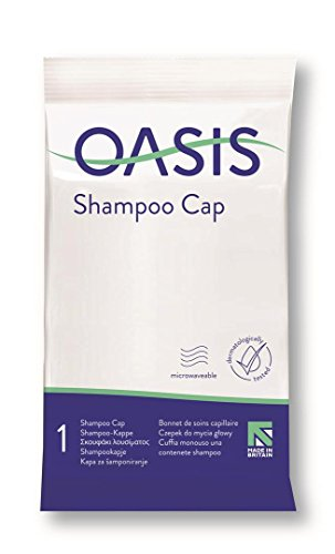 Synergy Oasis Essentials Rinse Free Shampoo Cap (Pack of 3)