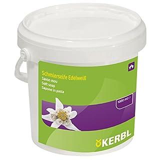 Kerbl 151175Oil Soap, Edelweiss, 1000ml