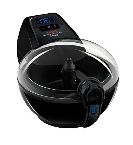 Tefal AH9808 ActiFry Smart XL Heißluft-Fritteuse (inkl. Bluetooth Verbindung) schwarz