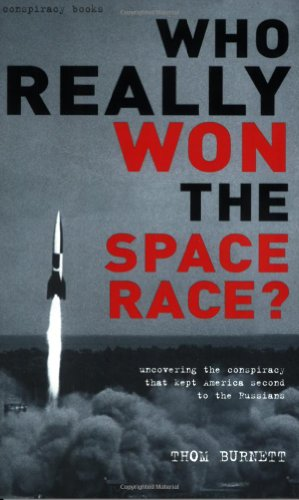 Who Really Won the Space Race? (Conspiracy Books)