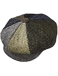 ef93eb21b Amazon.co.uk: Harris Tweed - Flat Caps / Hats & Caps: Clothing