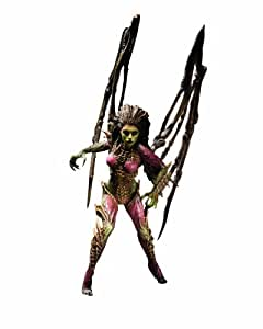 Starcraft II Premium Series 2 Collector Action Figurines Figure-queen of Blades Sarah Kerrigan