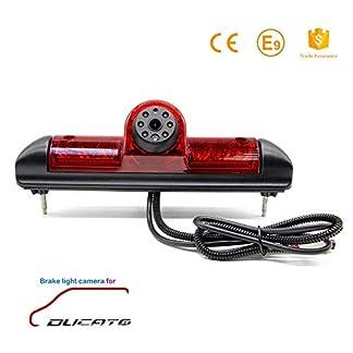 Rckfahrkamera-Transporter-Kamera-an-3-Bremsleuchte-Dachkante-Einparkhilfe-NTSC-fr-FIAT-Ducato-Citroen-Relay-Citroen-Jumper-Peugeot-Boxer-2005