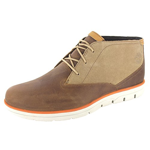 TIMBERLAND Bradstreet PT Chukka A15PS Mens Boot, Brown 9 UK