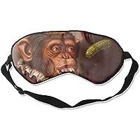 Sleep Eye Mask Chimpanzee Chimp Lightweight Soft Blindfold Adjustable Head Strap Eyeshade Travel Eyepatch E11 preisvergleich bei billige-tabletten.eu