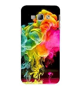 Colour Spurt 3D Hard Polycarbonate Designer Back Case Cover for Samsung Galaxy A8 (2015 Old Model) :: Samsung Galaxy A8 Duos :: Samsung Galaxy A8 A800F A800Y