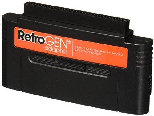 Adapter Insert Bit (Retro-Bit-GEN-6065 RetroGEN Adapter auf SNES Kartuschenadapter)