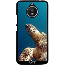 Custodia per Motorola Moto E4 Plus - Tartaruga Sealife Animale Acqua by WonderfulDreamPicture