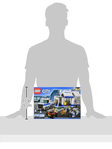 "LEGO 60139 ""Mobile Command Center"" Building Toy"