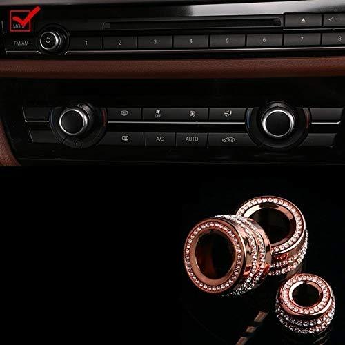 BEESCLOVER Décoration intérieure pour Voiture Décoration de Voiture Accessoire 14 pour BMW Série X3