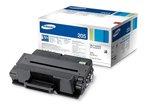 Preisvergleich Produktbild Samsung MLT-D205E/ELS Original Toner (Hohe Reichweite, Kompatibel mit: ML-3710, SCX-5637, SCX-5737) schwarz