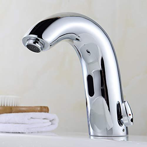 Modenny Robinet de bassin Capteur Robinet de lavabo...