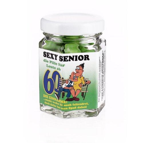 Preisvergleich Produktbild Lustige Apotheke SEXY SENIOR PILLE 60