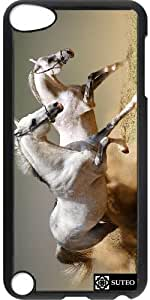 Coque Ipod Touch 5 – Chevaux - ref 8