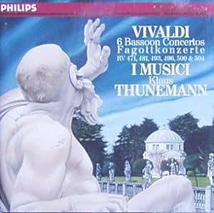 Vivaldi-Concertos pour Basson,Cordes&Continuo-I Musici-