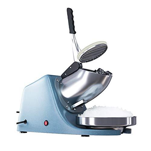 Máquina de la trituradora de afeitar del fabricante del cono de nieve de la máquina de afeitar del hielo JCOCO 300W 1400 r/min 209 lbs/hr