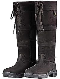 57a05bba95c3 Amazon.fr   Bottes Country Femme - Bottes d équitation   Chaussures ...