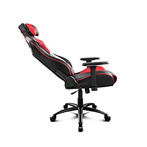 41ldEfwX6ZL. SS300  - Drift-DR400BR-Silla-gaming-color-negro-y-rojo