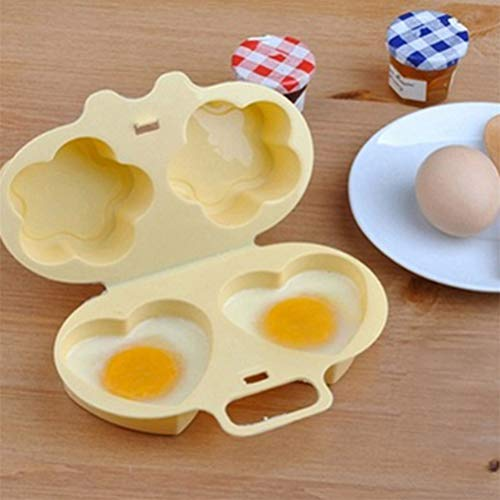 41ldFEC8RRL. SS500  - Flybloom Microwave Egg Boiler Microwave Egg Cooker Mini Portable Quick Egg Cooking Cup Steamed Kitchen Tools For Breakfast
