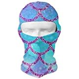 Multi-functional Balaclava: You Can Be Worn As An Open Or Closed Balaclava, Pirate Scarf, Hats, Neck Gaiter, Face Mask. This Balaclava Protection From Cold, Wind, Dust And Sun's Uv Rays, So You Can Enjoy Sports.