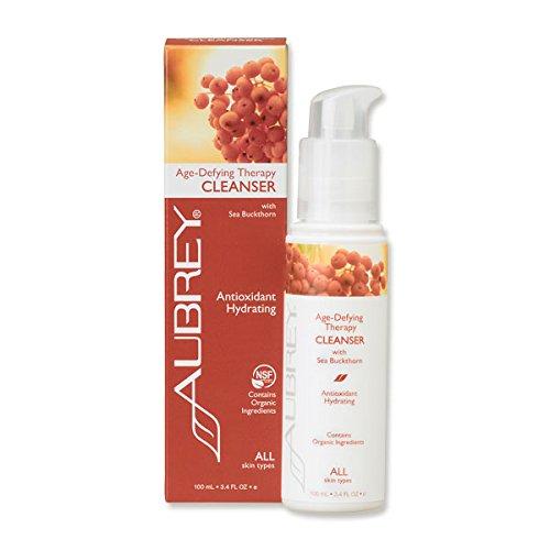Aubrey Organics: Age-Defying Therapy Gesichtsreinigungscreme (100 ml)