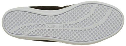 Puma Match Swan Wn's, Sneakers Basses Femme Noir