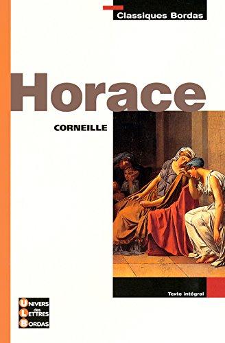 Horace par Pierre Corneille, Eric Tourrette