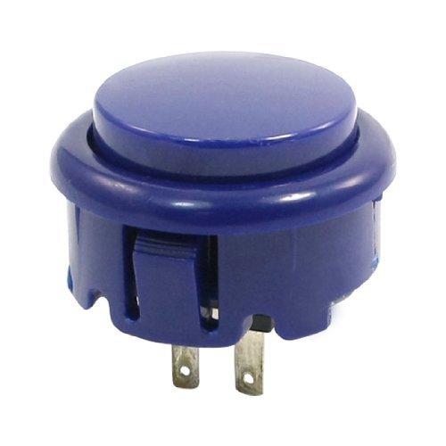colore-blu-con-radio-shack-spst-interruttore-momentaneo-pulsante-per-lavatrice-2-pezzi-