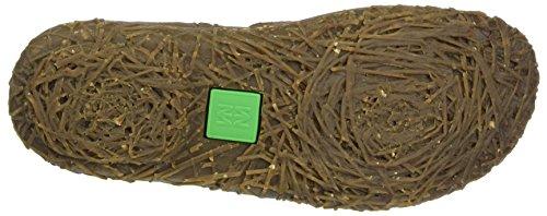 El Naturalista N787 Lux Suede Nido, Bottes Classiques Femme Vert (Land)