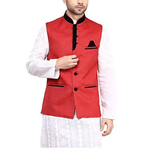 Yepme Men's Poly Cotton Nehru Jackets - Ypmnjkt0131-$p