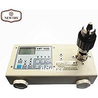 NEWTRY ZQ-11C - Medidor de torsión para maquinaria eléctrica, medidor de torsión de motor, dinamómetro portátil con cabezal de prueba de amortiguador