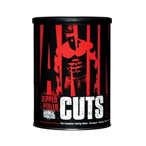 1. Quemador de grasa Animal Cuts