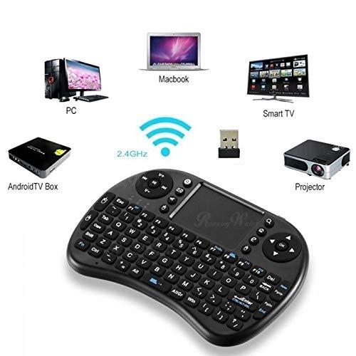 Klicop Inalámbrico Fly Air Mouse Control Remoto Kodi Android TV Box Pc Accesorios de computador