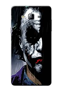 Accedere Printed Back Cover For Samsung Galaxy On7