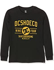 DC Shoes Recover Ls Boy T-Shirt Garçon