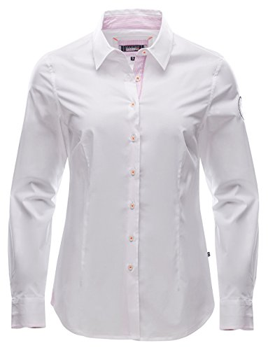 Marinepool Damen Constance Blouse Women Bluse White