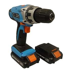 Workmen WMPRT142LI-MC1H Coffret de Perceuse rechargeable avec 77 accessoires