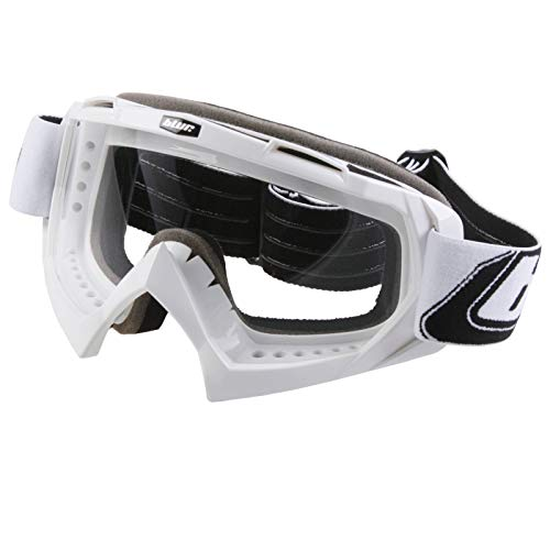 Oneal B-Flex Brille, Farbe weiss