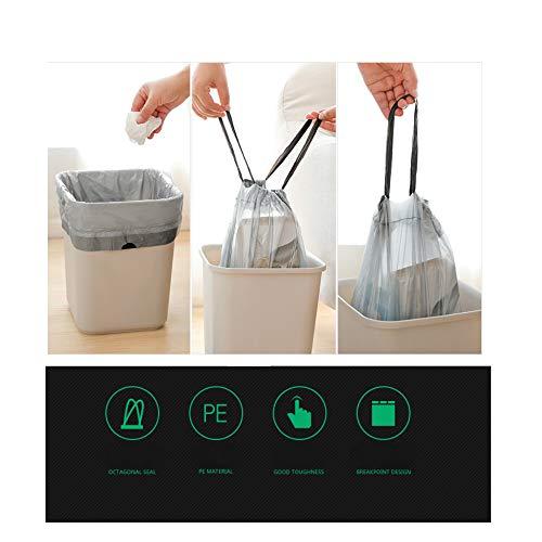 Zoom IMG-1 45 50cm garbage bag closing