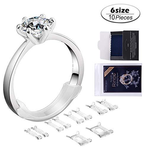 Velidy 10PCS anello di regolazione per anelli per qualsiasi misura anello riduttore anello distanziale Guard