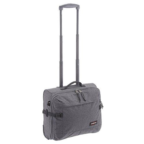 Trolley-pilota-porta-pc-Eastpak-Tranverz-H-EK81B-Black-Denim-77H