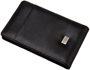 AmazonBasics Faux-Leather Carrying Case for 5 Inch / 12.7 cm GPS Devices