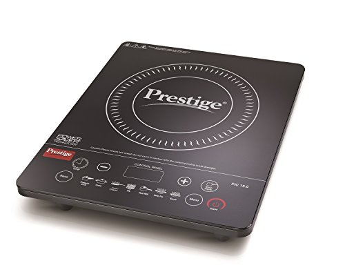 Prestige PIC 15.0 41932 1600-Watt Induction Cooktop (Black)  available at amazon for Rs.2799