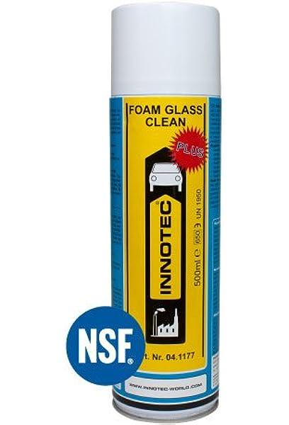 Innotec Glass Clean Reinigungsmittel 500 Ml Für Fensterscheiben Usw Auto