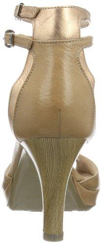 Hispanitas - Irina Hv49625, Sandales À Bout Ouvert Pour Femme Marron (braun (sauvage Camel))