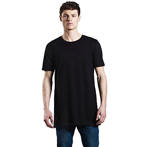 EarthPositive - Langes Herren T-Shirt Black