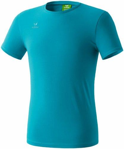 erima Kinder T-Shirt Style, petrol, 152, 208356
