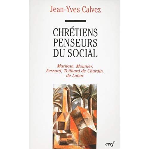 Chrétiens penseurs du social