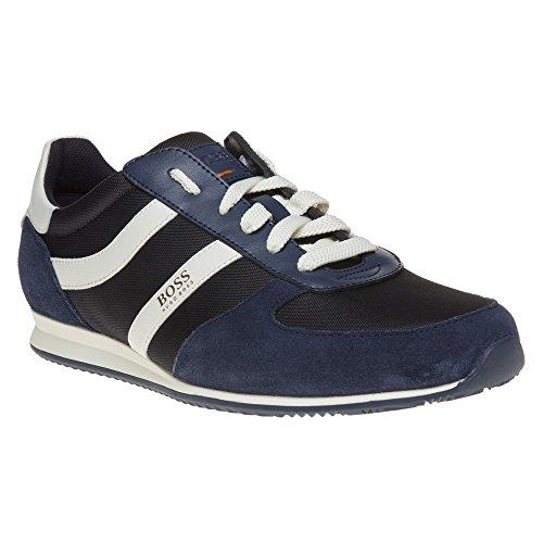 Boss Orange Orland Runn Uomo Sneaker Blu Blu