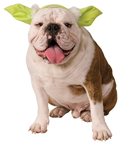 Star Wars Yoda Hunde Fasching Halloween Karneval Kostüm Haarreifen Small / Medium